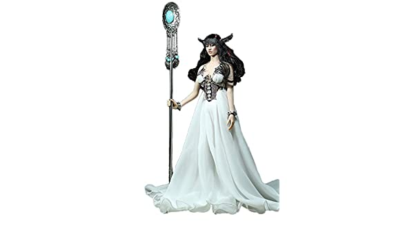 osw.zone Phicen Female Clothes 1/6 scale Handmade-Peace Goddess