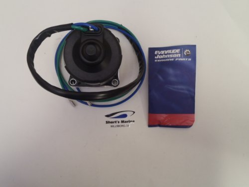 - OEM Evinrude Johnson BRP Outboard Trim & Tilt Motor - 5005376