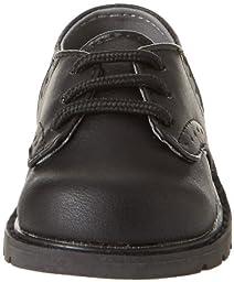 Natural Steps Clay Flat (Infant/Toddler),Black,3 M US Infant