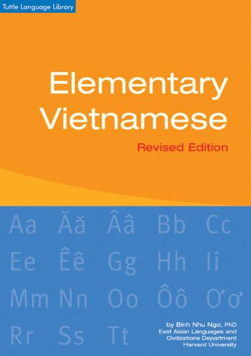 Elementary Vietnamese: Revised Edition