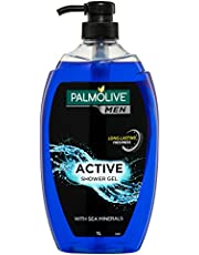 Palmolive Naturals Shower Gel Mens