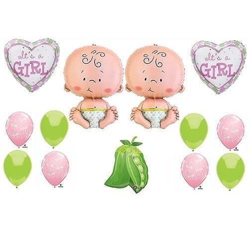Twin Baby Shower Decorations: Amazon.com