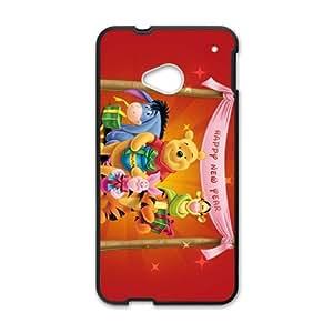 NICKER Disney Tiger & Pooh Design Best Seller High Quality Phone Case For HTC M7