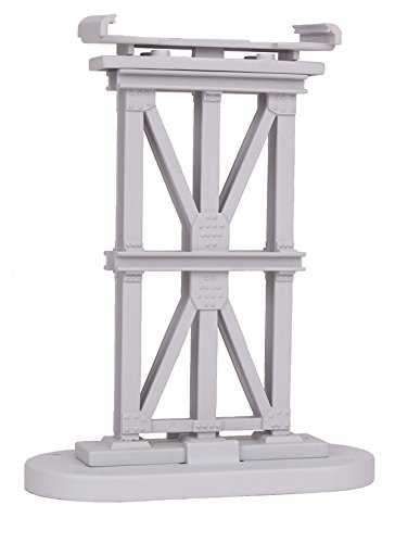 8 Piece Elevated Subway Trestle Set For Lionel Fastrack