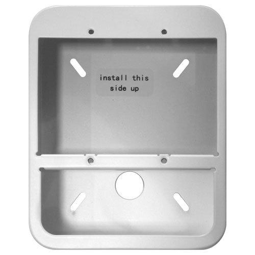 IST I2000 Intercom Patio Station Surface Mount and Recess Box (I2000-PSB)