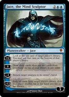 Magic: the Gathering - Jace, the Mind Sculptor - Worldwake ()