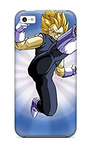 High Impact Dirt/shock Proof Case Cover For Iphone 5c (dragon Ball Anime)
