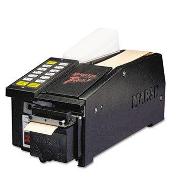 - Electric Tape Dispenser For Gummed Tape w/48oz reservoir, Steel Blades, Black - ()