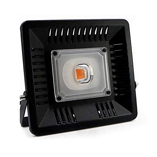 ️ Yu2d ❤️❤️ ️Full Spectrum Light 50W Hydroponic LED Grow Lamp for Indoor Plants Outdoor Greenhouse Lighting -