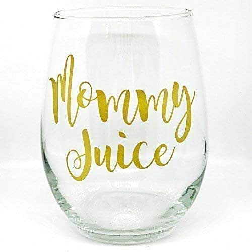 Mommys Juice Pint Glass