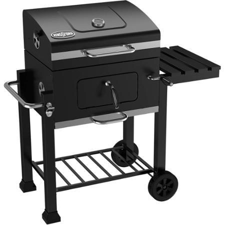 kingsford 24 charcoal grill - 6