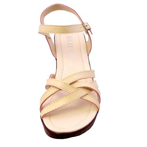Blanchos Klassieke Gladiator Comfortabele Sandaal