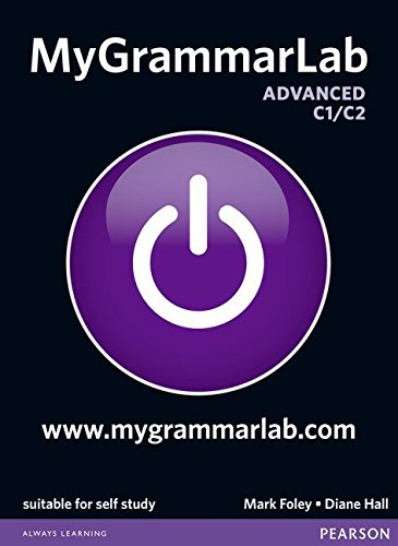 MyGrammarLab Advanced without Key and MyLab Pack (Longman Learners Grammar)