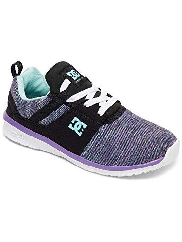 DC Shoes Mädchen Heathrow TX SE Sneaker MULTI 2