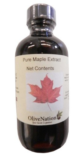 Maple Extract, 4 Ounce ()