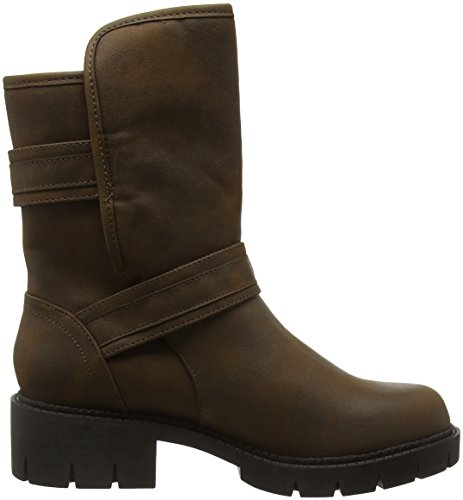 Rocket Dog Glenn, Botines para Mujer Braun (BROWN C00)