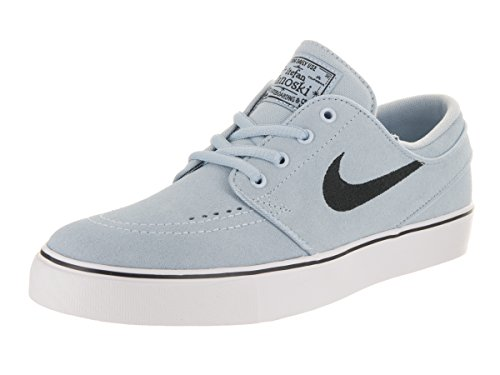 Nike Kids Stefan Janoski (GS) Lt Armory Blue/Black Skate Shoe 6.5 Kids