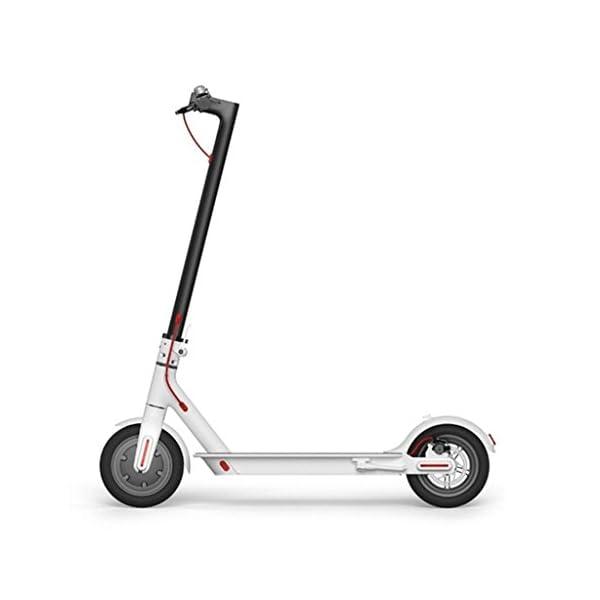 Xiaomi-Mi-Scooter-Patinete-elctrico-plegable-30-Km-alcance-25kmh-blanco es