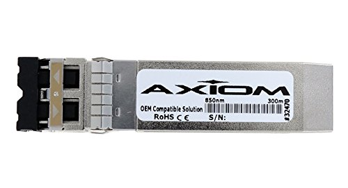 Axiom Memory Solution,lc 10gbase-sr Sfp+ Transceiver for Dell from Axiom