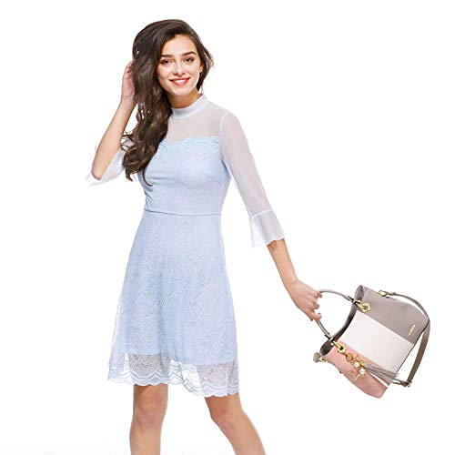 Design Bag Fashion for Grey Handbag pink Handle White LadiesLight Large Bag White for Tote Handbag Black Handbag for Shoulder Ladies Top Women Light A Faux Leather Bag Elegant Grey wCTAq