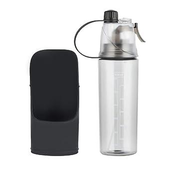 Enticerowts - Botella de Agua para Perro y Perro (plástico y ...