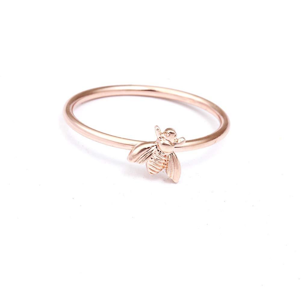❤❤Ratoop❤❤Fashion Simple Luxury Oval White Zircon Ladies Ring Jewelry