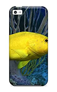 Carroll Boock Joany's Shop Best Iphone 5c Case Bumper Tpu Skin Cover For Bright Yellow Fish Accessories 2756964K97055672