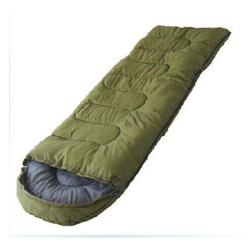 Zhudj Camping Sacs de couchage, caches, extérieur, camping, chaud, Ultra léger Sacs de couchage, 19030*75cm