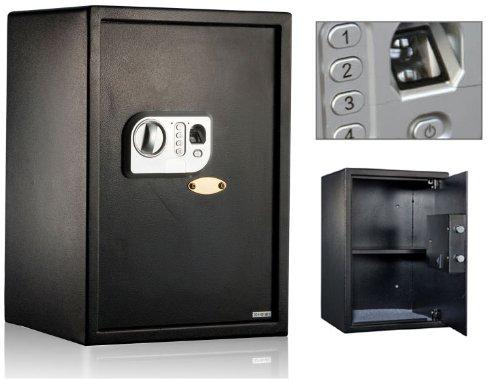 Angel-USA-New-2-cf-Biometric-Fingerprint-Combination-Lock-Safe-Box-for-Office-or-Home