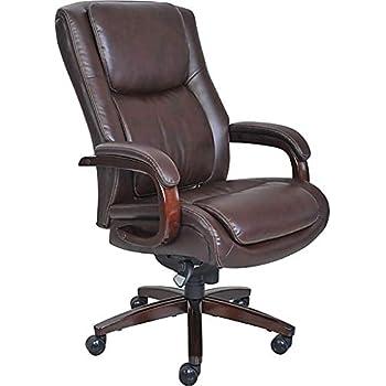 Amazon Com La Z Boy Winston Leather Executive Office