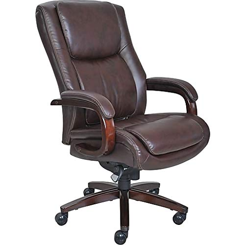 La-Z-Boy Winston Leather Executive Office Chair, Fixed for sale  Delivered anywhere in USA