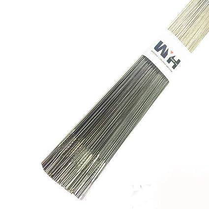 "ER308L X .045 X 36/"" 10 lb box TIG rod Blue Demon stainless steel welding wire"