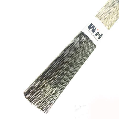 "ER308L 3/32"" x 36"" Stainless Steel TIG Welding Filler Rod (5lb)"