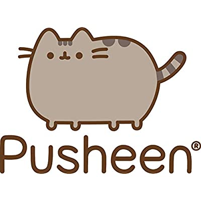 GUND Pusheen Squisheen Log Plush Stuffed Cat, 15