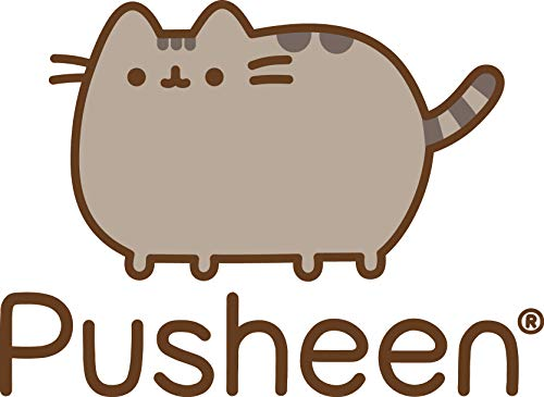 Pusheen Stormy Unicorn Plush | Gray and Pink - 8 Inch 4