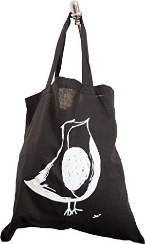 Tote Bag Sparrow By Sousou - Borsa In Stoffa, Borsa In Cotone, Shopper