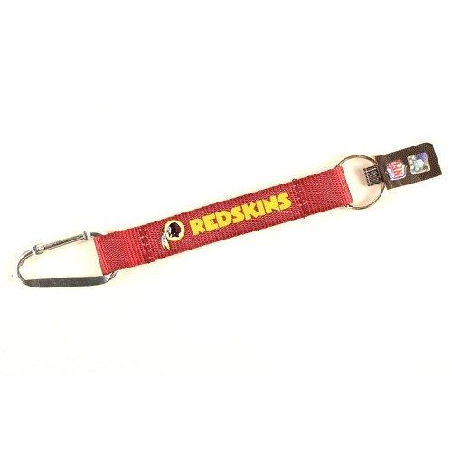 NFL Washington Redskins Carabiner Lanyard Keyring
