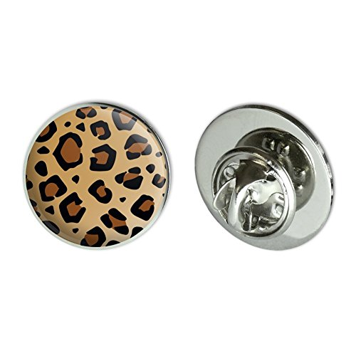 Leopard Print Animal Spots Metal 0.75