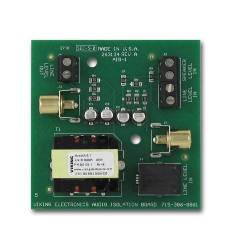 Viking Electronics Audio Isolation Board (AIB-1)