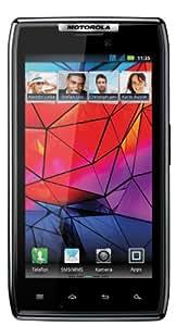 """Motorola RAZR - Smartphone libre (pantalla táctil de 4,3"""" 540 x 960, cámara 8 Mp, 16 GB, procesador de 1.2 GHz), negro"""