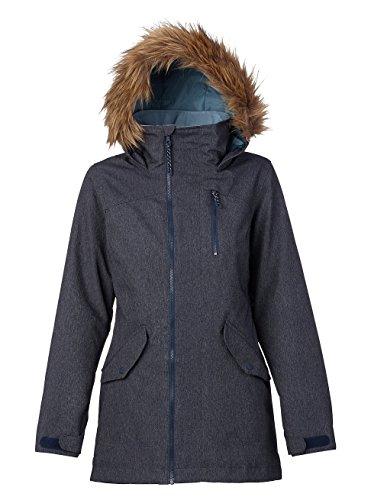 Burton De Veste Denim Jacket Hazel Snowboard rCYwqrx