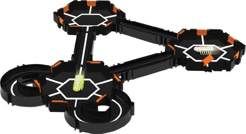 HEXBUG nano Glows in the Dark Habitat Set (Hex Bugs Glow In The Dark)