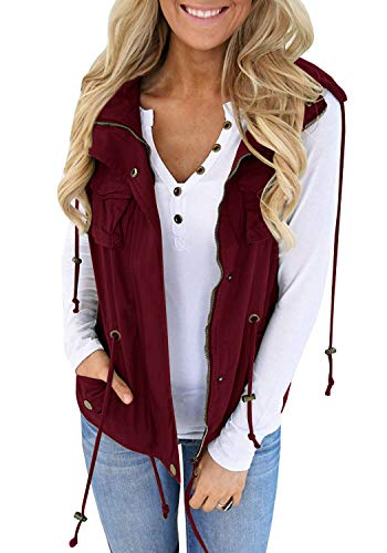 Thing need consider when find jacket vest for women with hood?