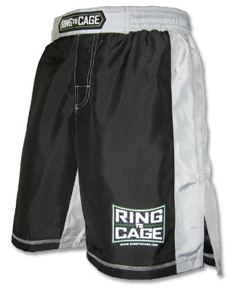 Premium Board Shorts for MMA Grappling, Kids and Adult sizes (Large (Kids 8 to 11 Years)) ()