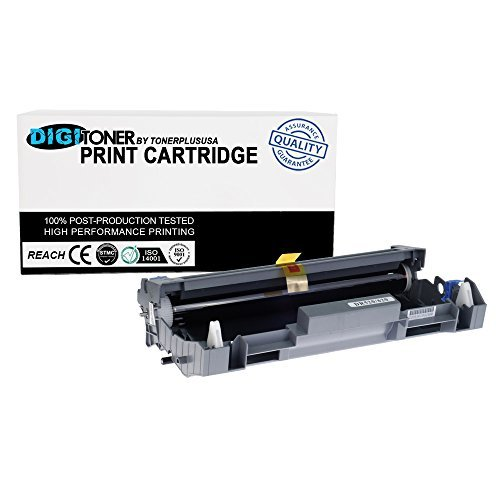 TonerPlusUSA DR520/620 Drum Cartridge For TN550 TN580 TN620 TN650 Use With Brother DCP-8060 DCP-8065DN MFC-8460N MFC-8470DN MFC-8660DN MFC-8670DN HL-5240 HL-5250DN Mfc Units