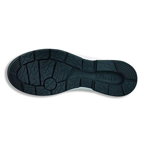 Uvex Scarpe 1 Sicurezza Sport Unisex Più Confortevole, Traspirante Scarpa Da Lavoro S1 Esd Più Facili E Maglia Nera Halbschuh Ergonomico