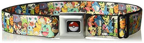 (Buckle-Down Seatbelt Belt Pokemon Regular)