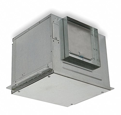 In-Line Cabinet Ventilator,318 CFM,115 V by Dayton