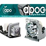 BENQ 5J.J3T05.001 Projector Replacement Lamp with Housing by APOG