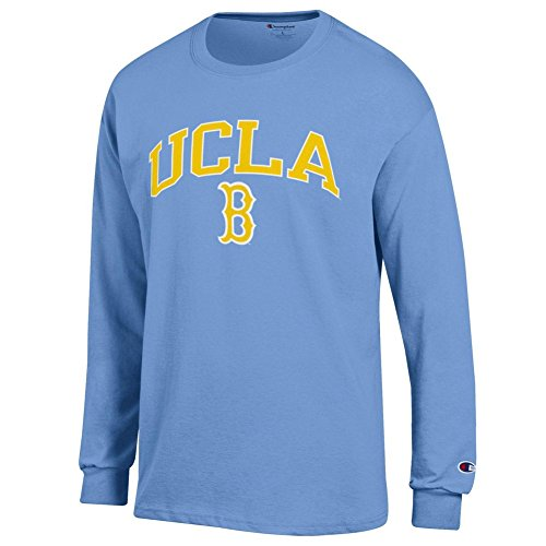 Used, Elite Fan Shop UCLA Bruins Long Sleeve Tshirt Varsity for sale  Delivered anywhere in USA